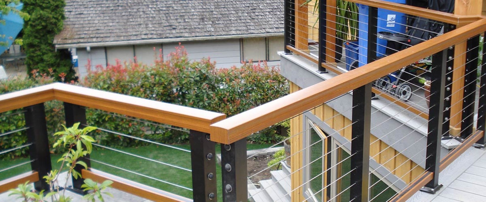 Stainless Steel Cable Railing | CrystaLite, Inc