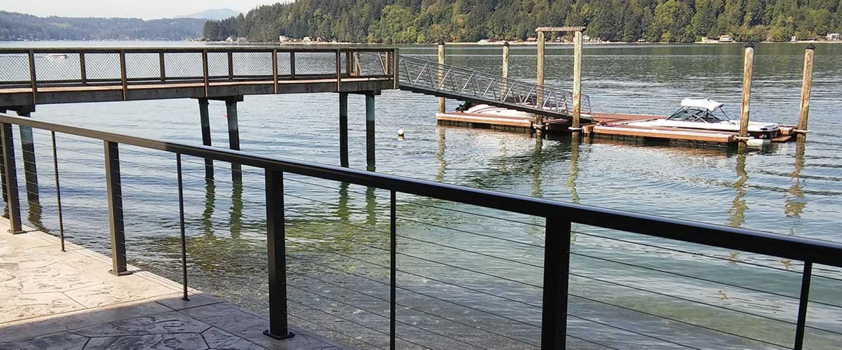 Stainless Steel Cable Railing   CrystaLite, Inc.
