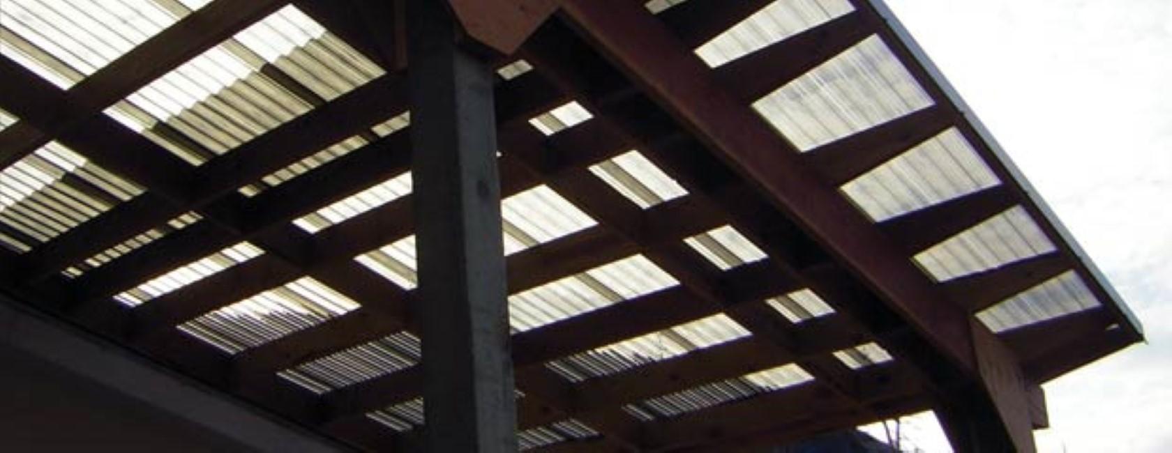 Corrugated Polycarbonate Crystalite Inc